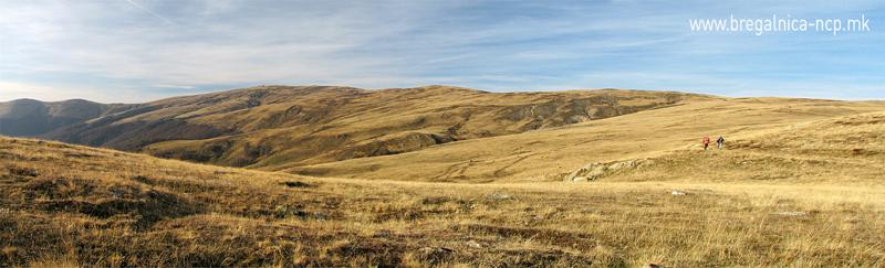 Осоговски Планини, потенцијално Натура 2000 подрачје