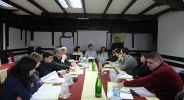Workshop for developing interventions on local/micro regional level, Berovo, 8-10 of February 2012
