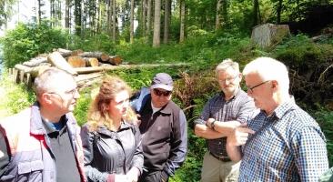 Едукативна посета на регионот Ементал во Швајцарија (13-16.06.2018)