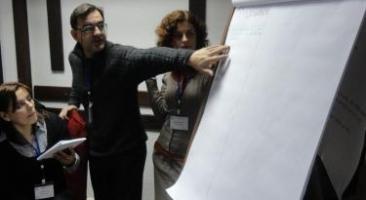 Работилница за развивање на активности на локално/микро регионално ниво, Берово, 8-10 февруари 2012